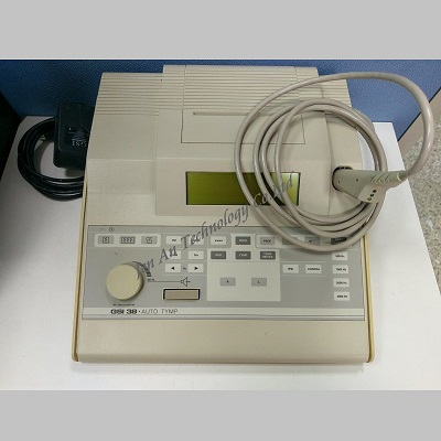 38 中耳分析儀(鼓室圖分析儀)