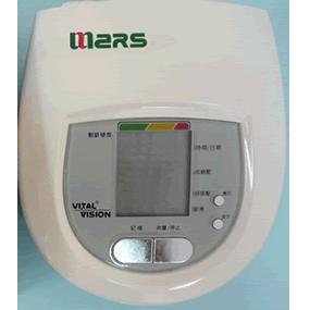 MS-1200 電子血壓計附動脈硬化測量功能