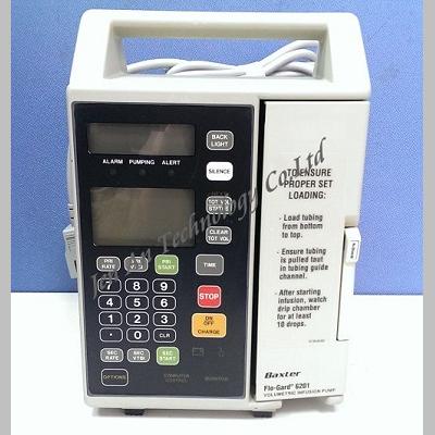 FLO-GARD 6201 IV PUMP 輸液幫浦
