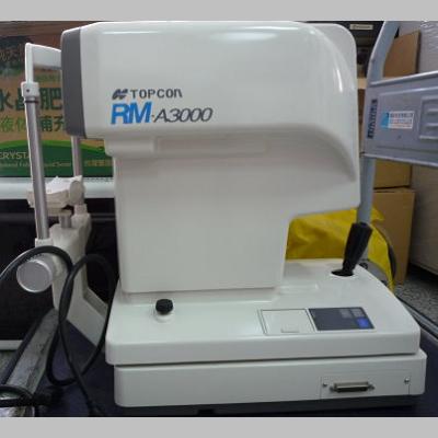 RM-A3000 驗光機