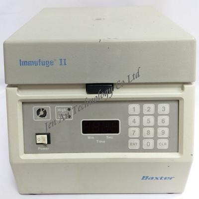 IMMUFUGE II 離心機(血庫)