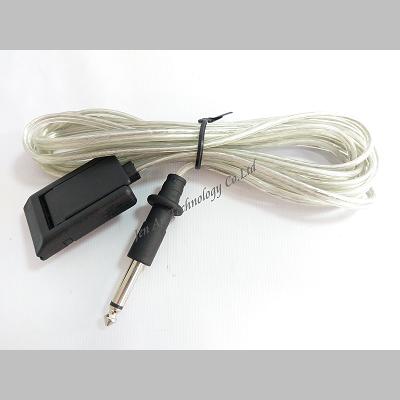 EZ-05 電極導電板連接線 (8mm-耳機插頭)