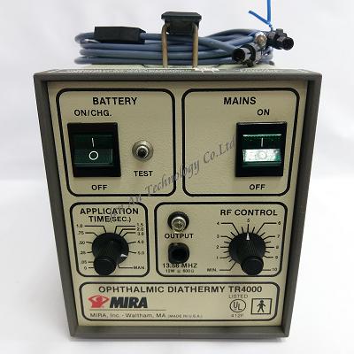 TR4000 眼科電燒機