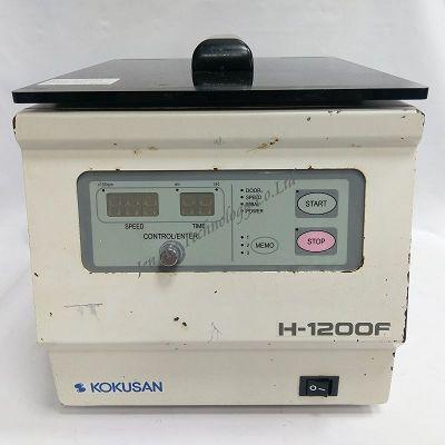 H-1200F 離心機(毛細管)