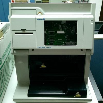 SP-4420 生化分析儀(乾式)